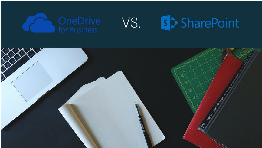 OneDrive vs SharePoint