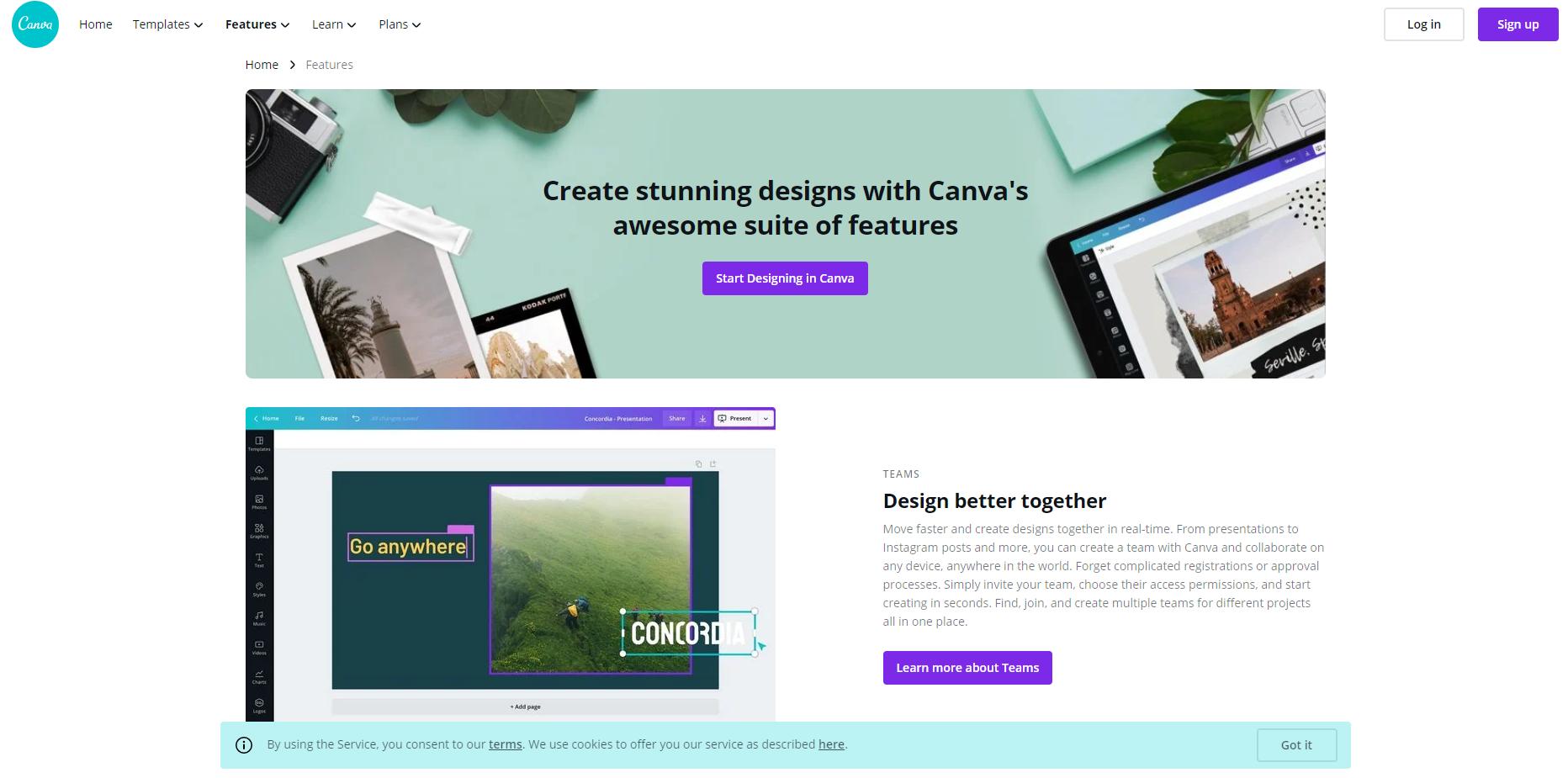 canva web
