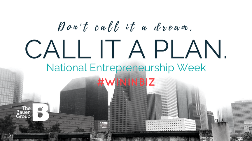 National Entrepreneurship Week Houston