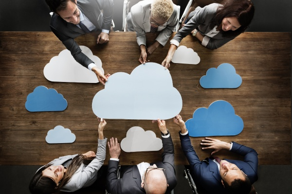 Microsoft Azure Team on the Bauen Group