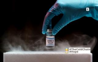 COVID-19 Vaccine on the cold chain