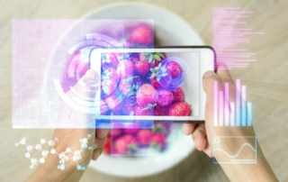 Food technology and digital transformation