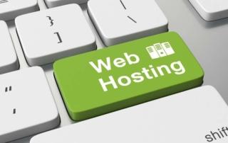 Web hosting in Azure