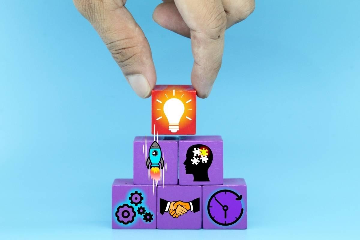 Blocks for data driven for decision making
